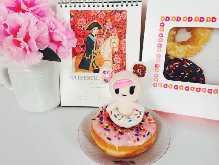 Celebrating One Year of Dunkin Donuts' DD Perks Program