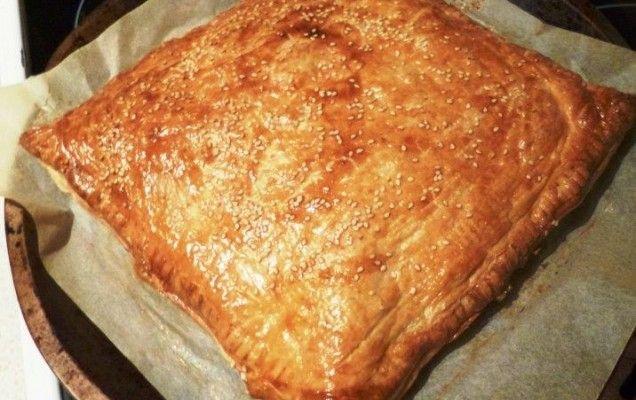 Πίτα Καισαρείας  - iCookGreek