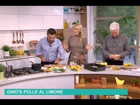 This Morning feud as Phillip Schofield lashes out at Gino D'Campo: 'Shut your face'