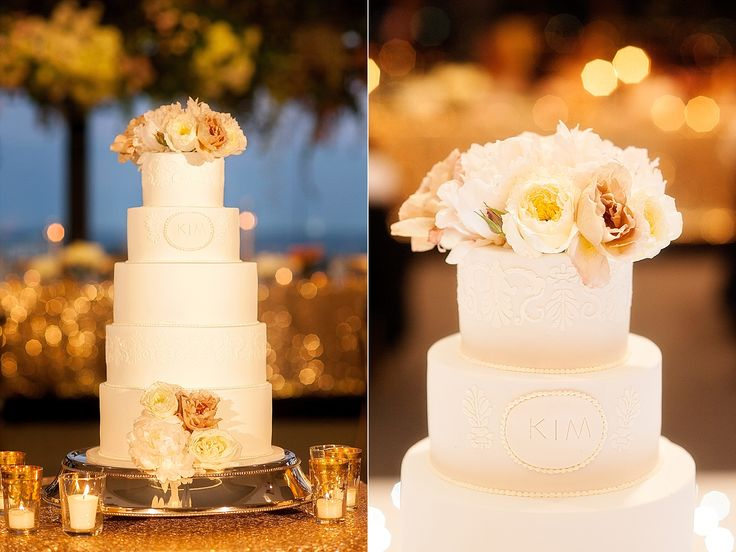 The Best Tier Wedding Cakes Ideas On Pinterest Elegant