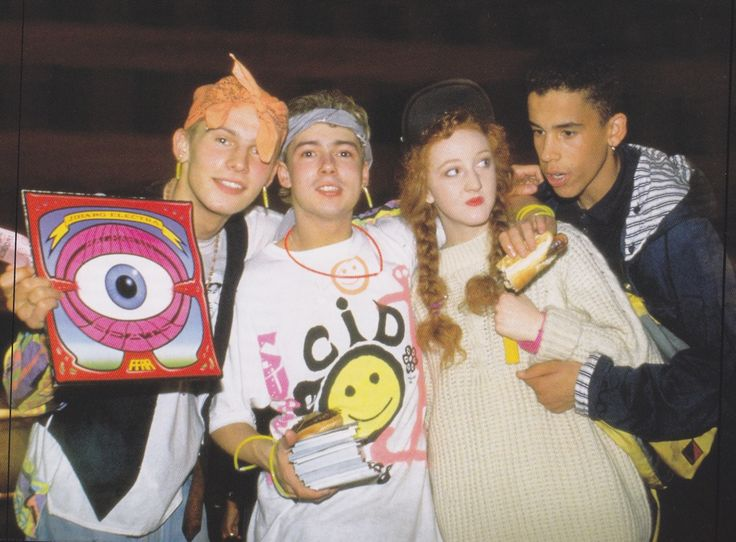 17 best images about on pinterest acid for 90s acid house