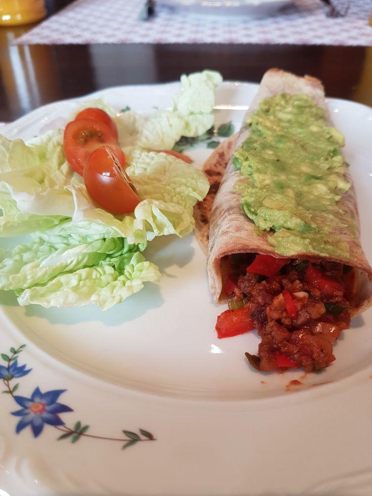 Lompe enchiladas