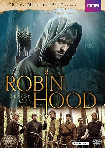 Jonas Armstrong & Keith Allen - Robin Hood: Season 1