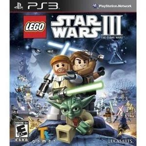 LEGO SW III:The Clone Wars PS3