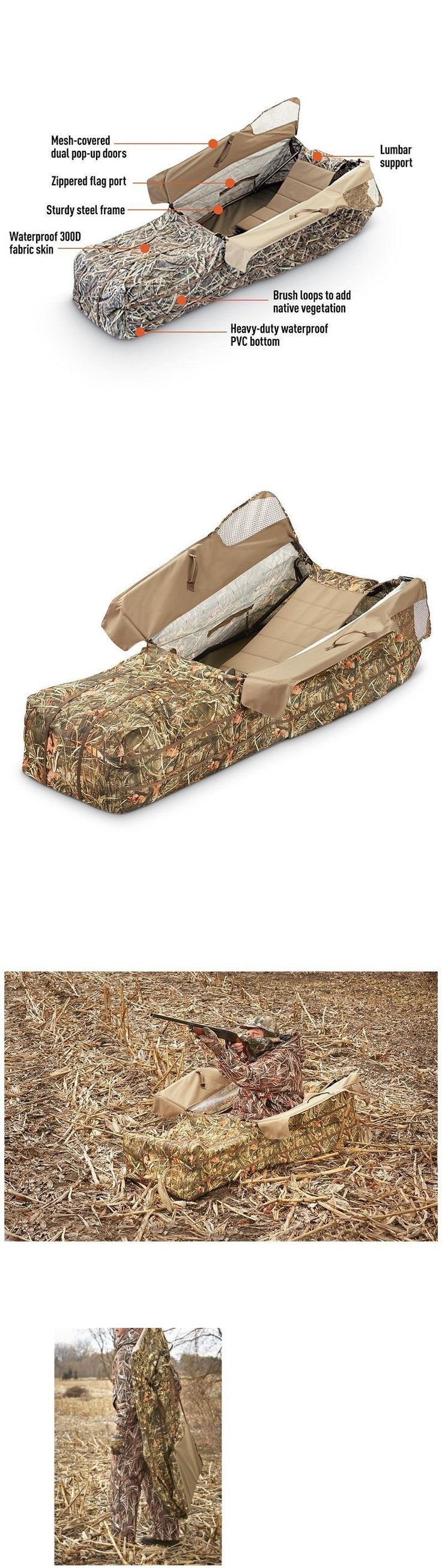 Blinds 177910: Mossy Oak Grass Blades Camo Duck Hunting Blind Hay Field Straw Wheat Geese Birds -> BUY IT NOW ONLY: $147.99 on eBay!