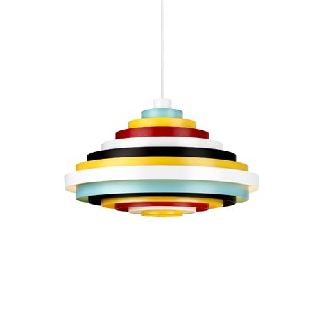 Take the playful PXL Top Pendant for a spin.