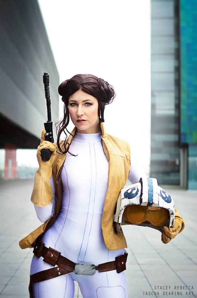 Awesome Princess Leia (Comic) Cosplay - Project-Nerd ...