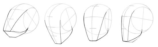 How to Draw the Head From Any Angle | Stan Prokopenko's Blog