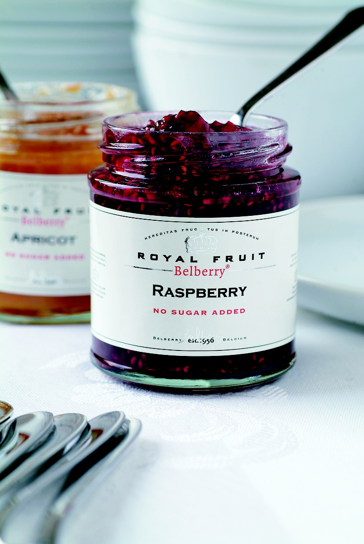 Would you like the exquisite taste you find in our jams but without the added sugar? Let us introduce to you our Royal Fruit range. Taste them and you won't believe these are no added sugar jams. #belberry #diterra #diterraexclusivefood #greece