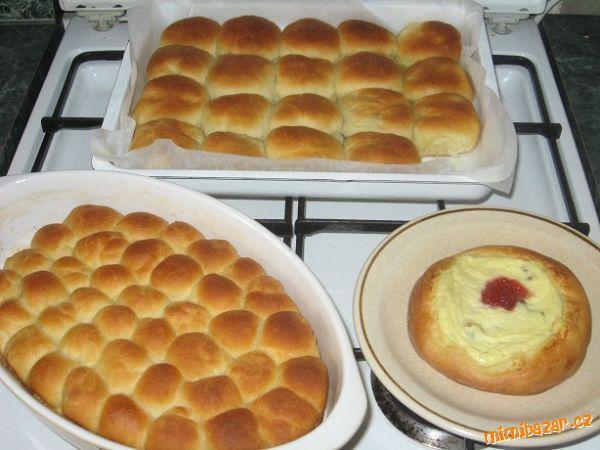Zázračné kynuté těsto, podaří se i když se Vám nedaří!! :-D Na buchty, koláče, dukátové buchtičky a taky mazanec. Lze dělat ručně i v domácí pekárně :-)
