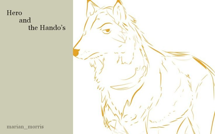 My dog, Hero, has a wonderful tale to tell. Was  he really saved by a strange family in the snowfields of North Alaska?