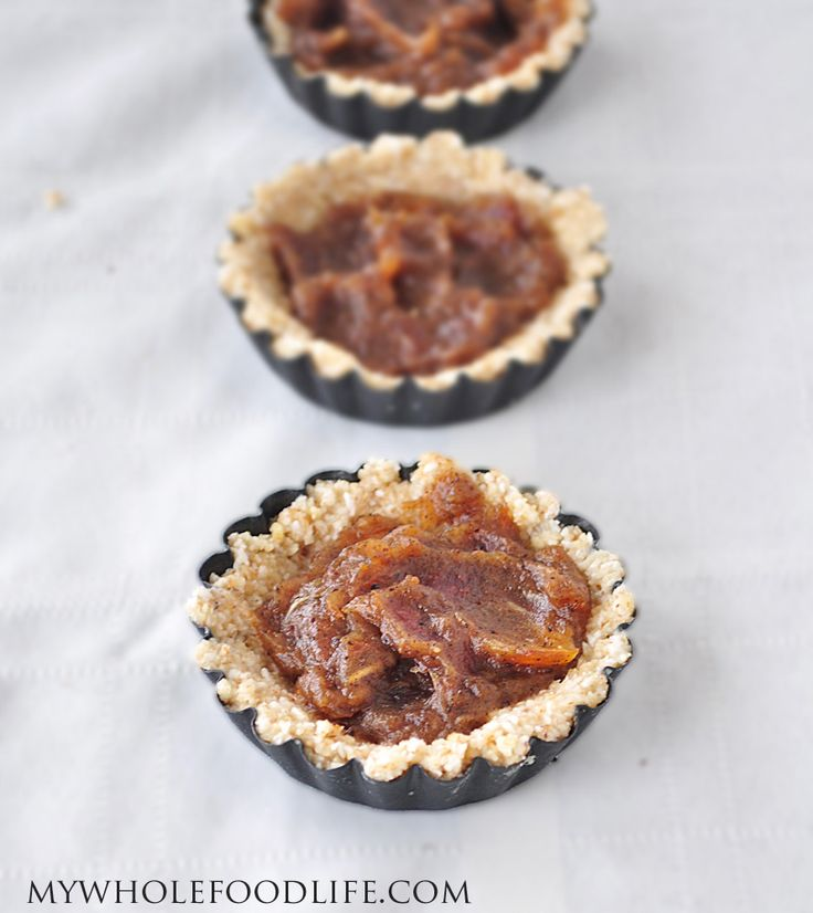 Coconut Caramel Tarts - My Whole Food Life