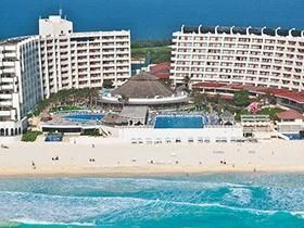 Crown Paradise Club Cancun, Cancun  5 days, 4 nights Travel Dates 10/1 - 10/31  Starting at $609 was $959 All-Inclusive