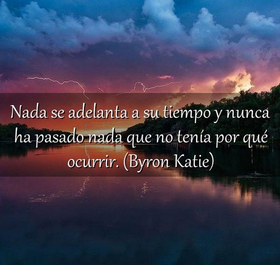 23 best Byron Katie images on Pinterest   Byron katie, Citas de la ...