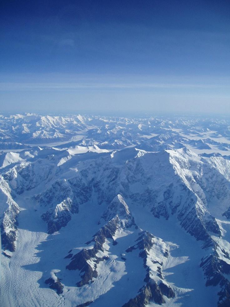 Alaska - as far as the eye can see...