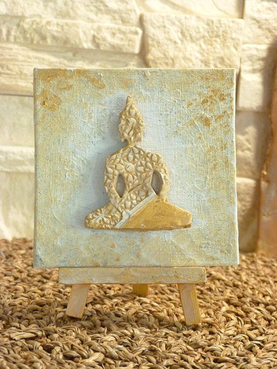 Die besten 25+ Buddha leinwand Ideen auf Pinterest Buddha Kunst - wohnzimmer ideen buddha