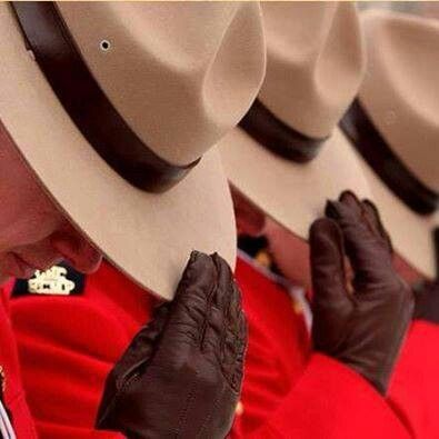 3 Fallen RCMP Officers....we will remember.  Moncton NB. Heroes in Life not Death.