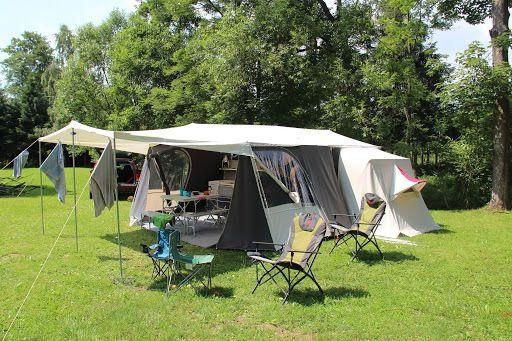 Our Combi Camp Venezia (in Czech Republic)