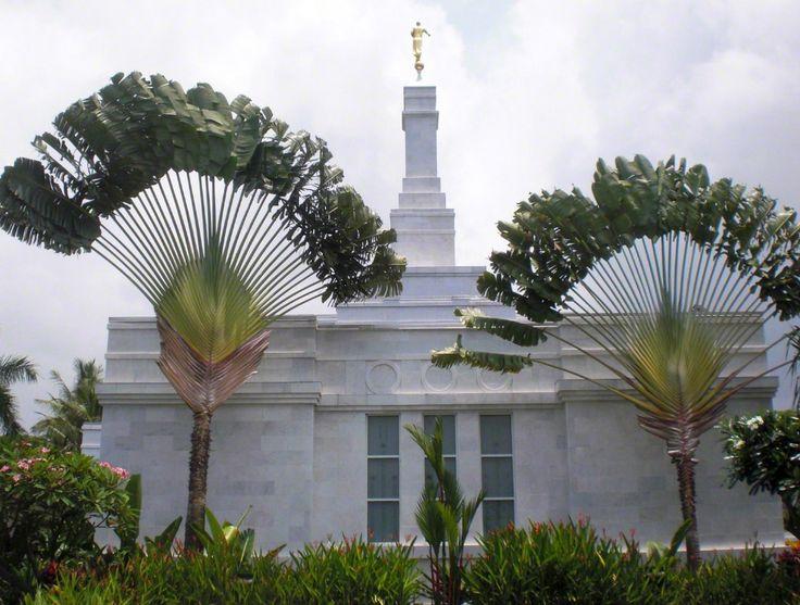 Kona Hawaii Temple of The Church of Jesus Christ of Latter-day Saints. #LDS #Mormons