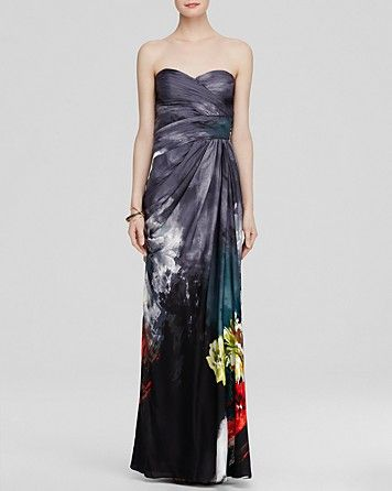 Dress Obsess: Maxi - Bloomingdale's