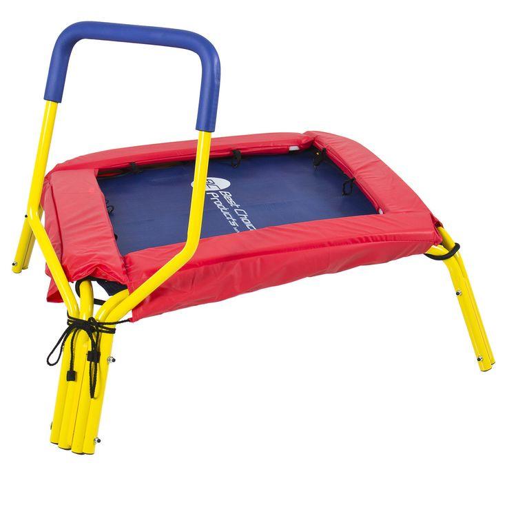 """Mini Indoor Kids Trampoline 34"""" for $38 http://sylsdeals.com/mini-indoor-kids-trampoline-34-for-38/"""