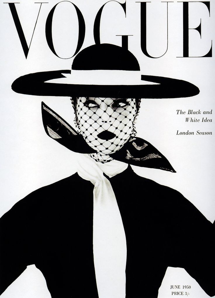 Vogue 1950 cover by Irving Penn, an absolute fave of mine!