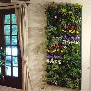 14 best flowall indoor vertical garden system images on pinterest indoor vertical gardens. Black Bedroom Furniture Sets. Home Design Ideas