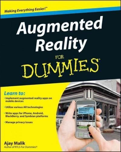 Learn to create amazing augmented reality apps for mobile devices The cool apps that allow you to gain information by scanning a barcode or pointing your smartphone at an object are in demand! Learn t