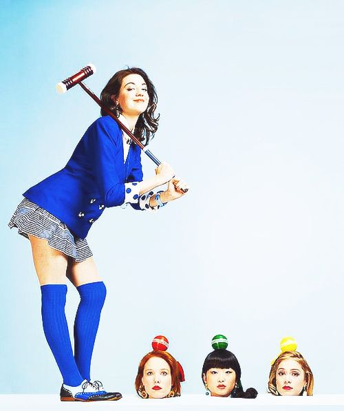 Heathers the musical, Heather o'rourke and Veronica on Pinterest Heathers The Musical Jd
