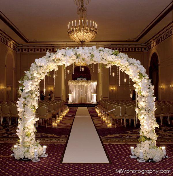 158 best wedding gate decor images on pinterest weddings wedding rochelle adams winter in wonderland wedding at roosevelt hotel new york city junglespirit Choice Image