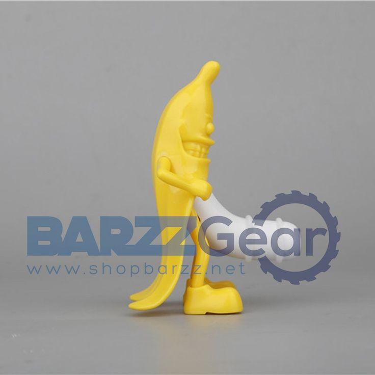 Mr. Banana Bottle Stopper Cork Barware Kitcheware Tool Bar Novely Gift