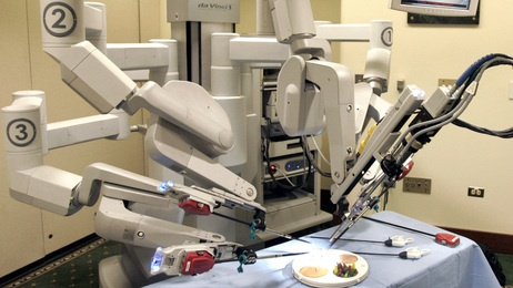 """""""There is no good data proving that robotic hysterectomy is even as good as—let alone better - than existing, and far less costly, minimally invasive alternatives,"""" said a March statement by ACOG President James T. Breeden."""