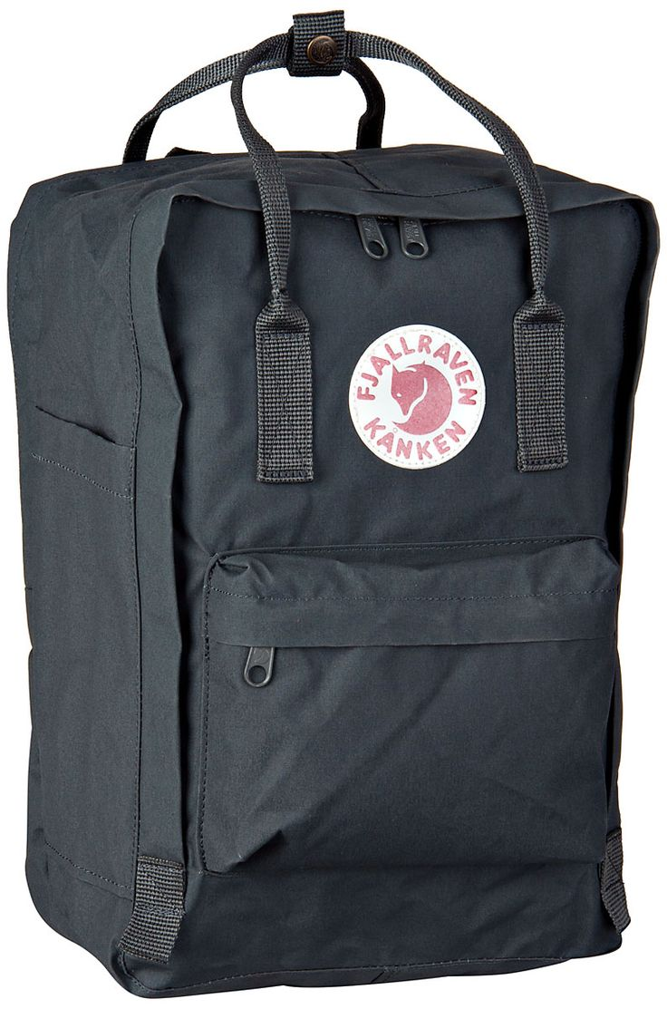 fjallraven kanken laptop graphite