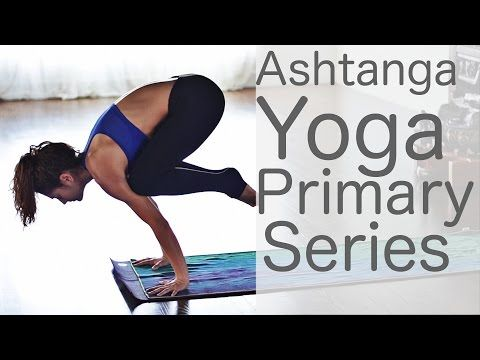 Ashtanga Yoga Primary Series with Jessica Kass and Lesley Fightmaster - YouTube (1 hr., 24 min.)