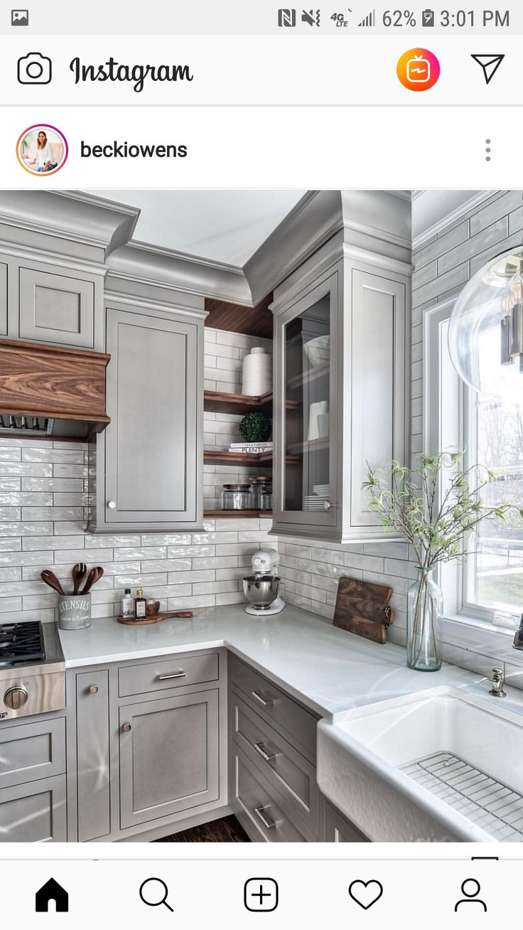 Crown molding kitchen remodel small kitchen design