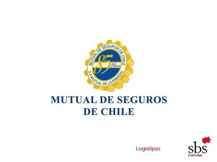 Logo Aniversario Mutual de Seguros de Chile.