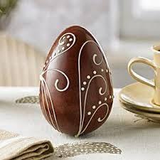 Risultati immagini per decorare uova di cioccolato