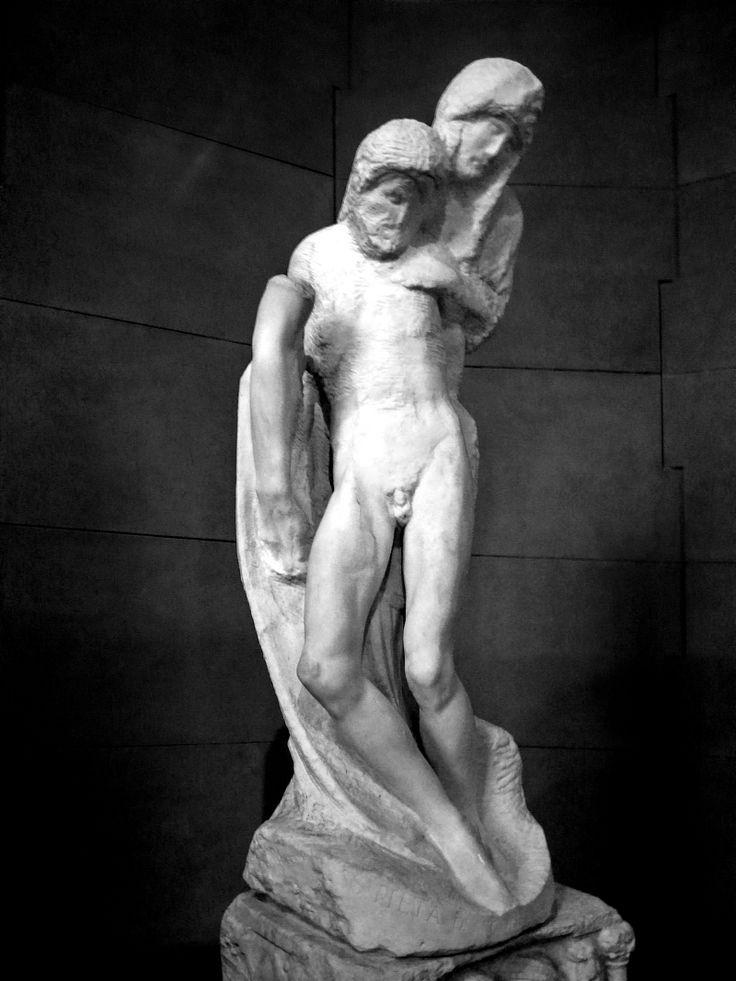 Michelangelo, Pieta' Rondanini