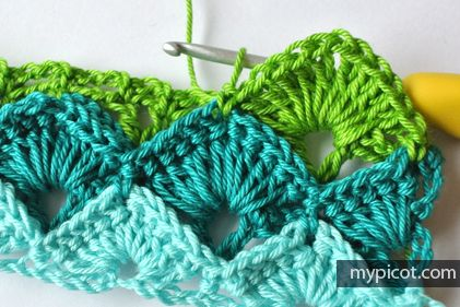 MyPicot | Free crochet patterns (1 of my favorite sites for patterns)