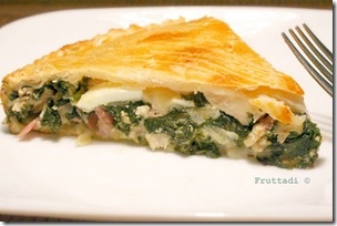 Chicken and Spinach Tarta | Food I want to Eat | Pinterest | Spinach ...