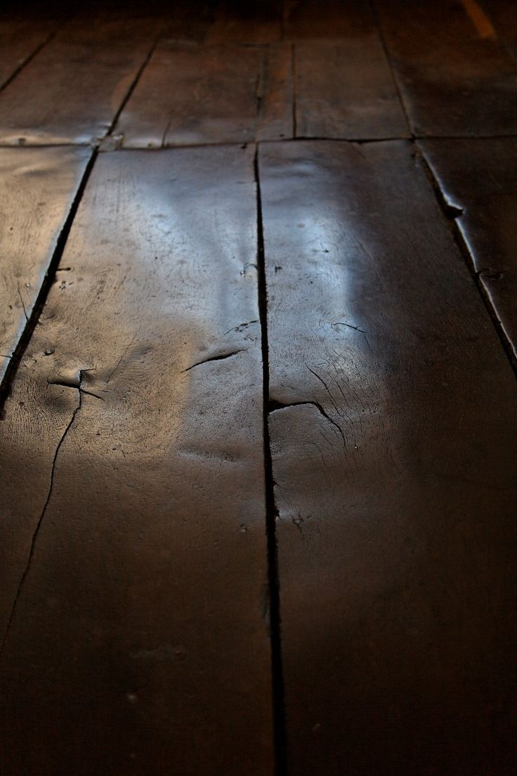 Beautiful old floorboards