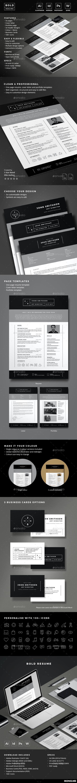 Bold Resume 311 best Resume images on