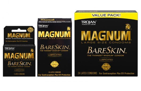 Pin On Extra Large Natural Latex Lubricated Condom