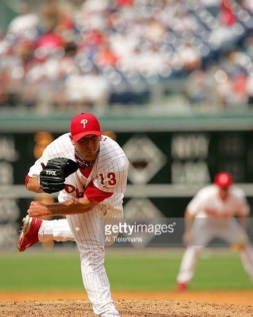 13 Days until pitchers and catchers report for the #phillies brought to you by Billy Wagner!