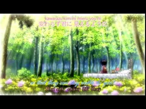 Anime Music Video | Tooku kimi e + Megumi Nakajima | Engsub + Vietsub - YouTube