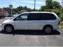 2000 Chrysler Town And Country LXi 4dr Passenger Van Extended For Sale ...