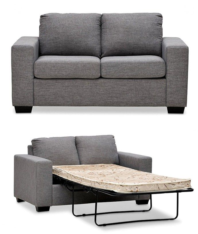 2 Seater Sofa Bed From Super Amart On The Life Creative Beds