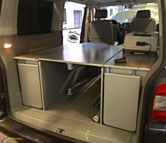 Mejores 30 im genes de zonacamper muebles para furgonetas - Muebles para camperizar furgonetas ...
