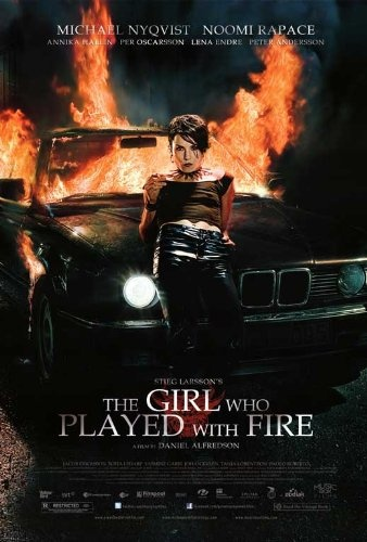 The Girl Who Played with Fire $14.50