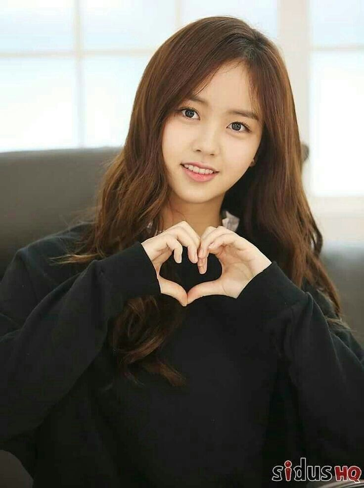 17 Best Images About Kim So Hyun On Pinterest Adorable